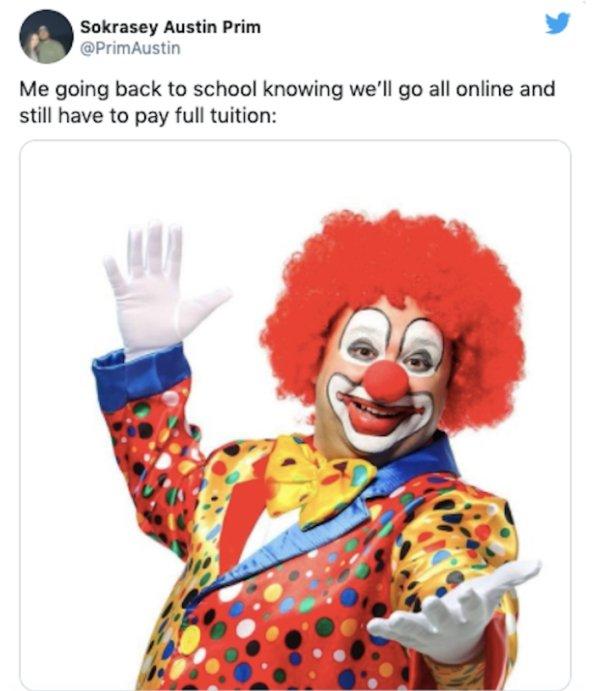 2020 School Memes