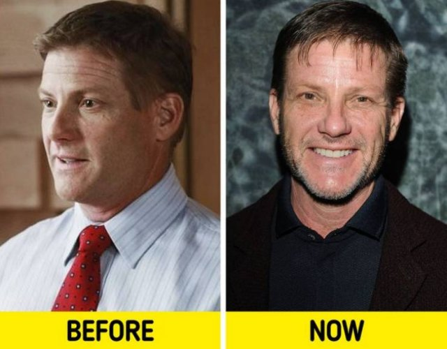 'Desperate Housewives' Cast: Then And Now