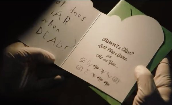 The New Batman Trailer: The Riddler's Riddle Has Been Already Solved
