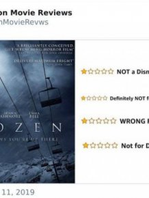 Amazon Movie Reviews