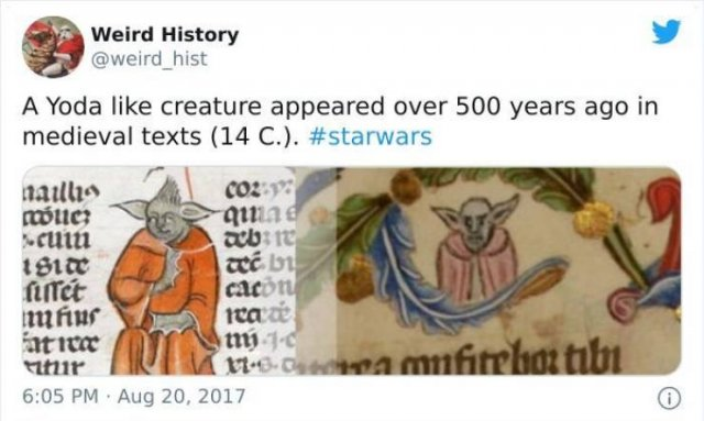 Weird History Tweets