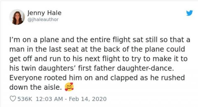 Wholesome Stories, part 21