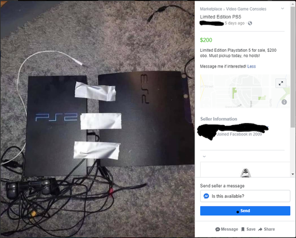These People Know How To Sell, part 2