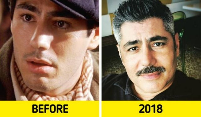 'Titanic' Cast: Then And Now