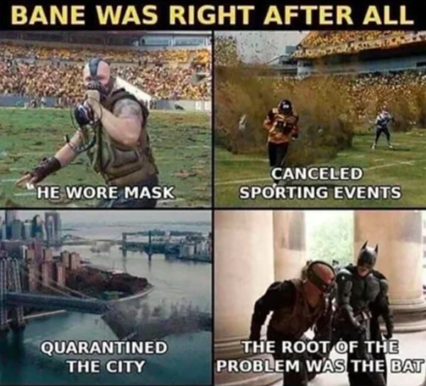 Quarantine Memes, part 10