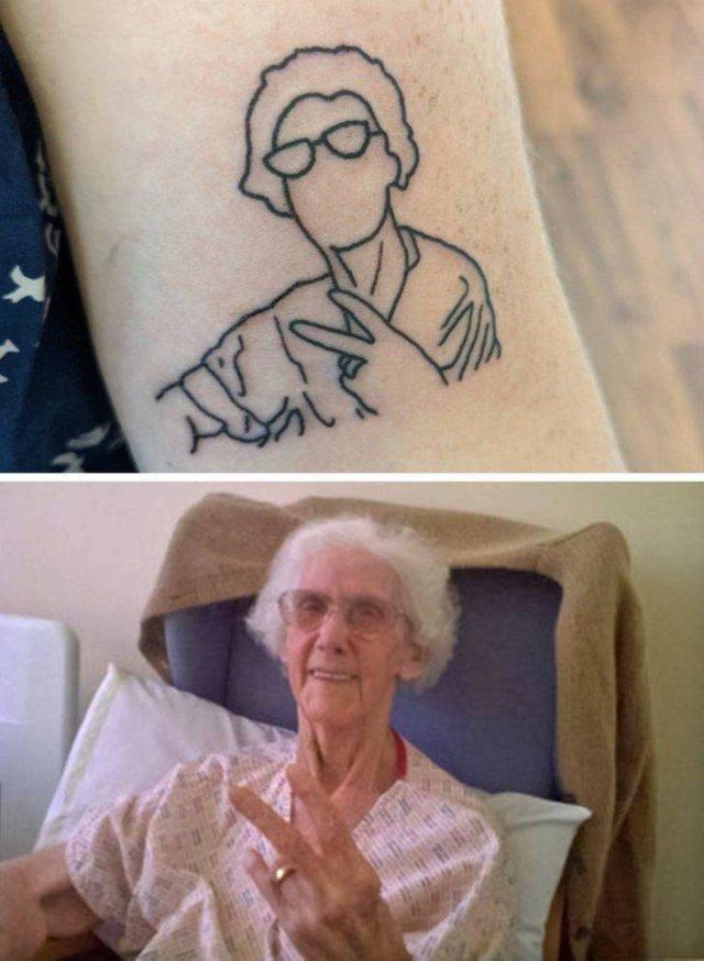 Personal Stories Behind Tattoos