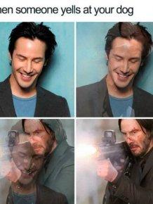 Keanu Reeves Memes