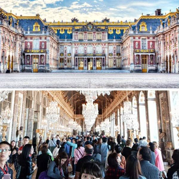 Tourist Attractions: Expectations Vs. Reality