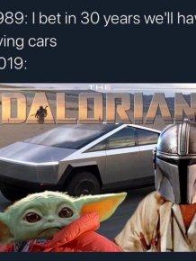 Mandalorian Memes