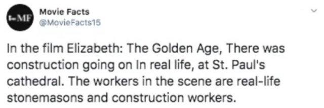 Movie Facts, part 10