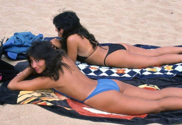 80's Beach Life