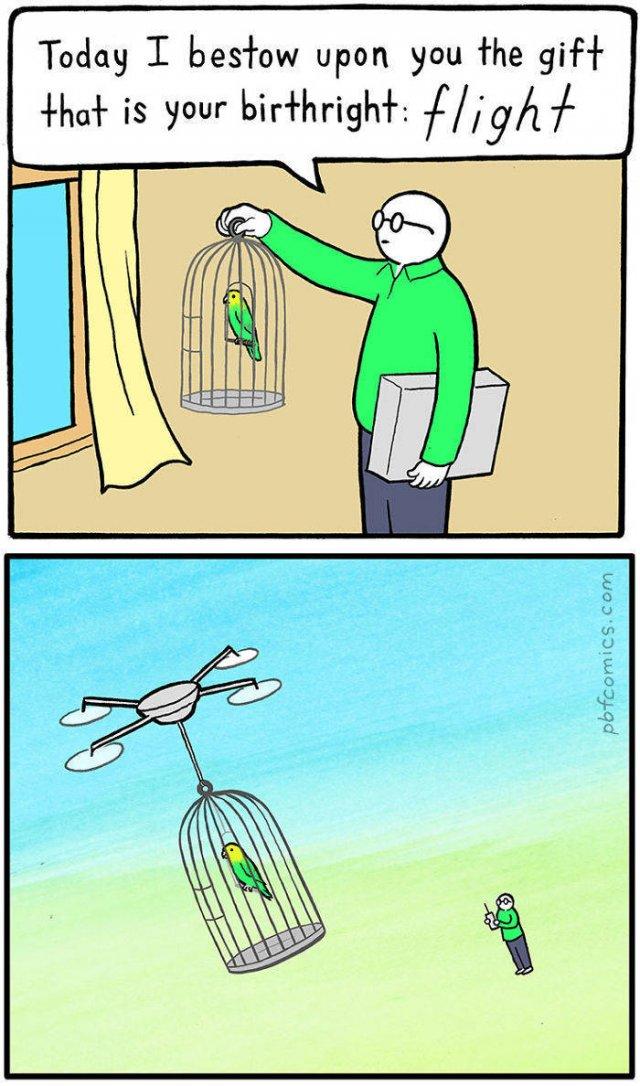 Funny Comics, part 6