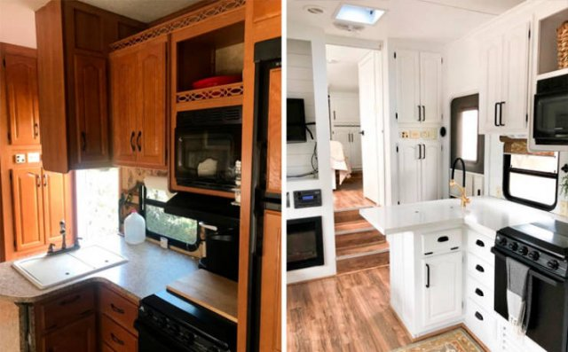 Great Old RVs Renovations