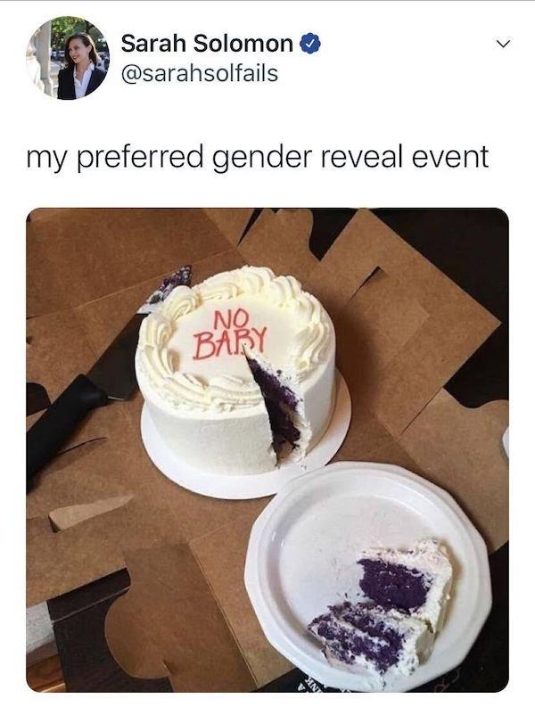 Gender Reveal Memes
