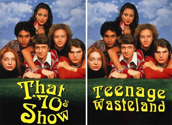 Original Names Of TV Shows