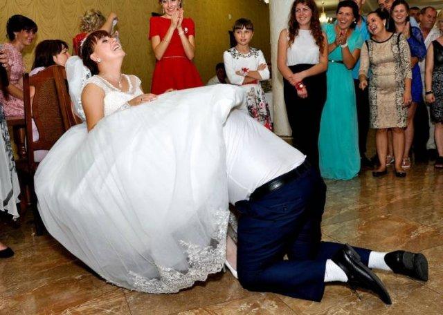 Weird Marriage Photos