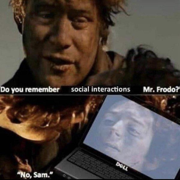 LOTR Memes, part 5