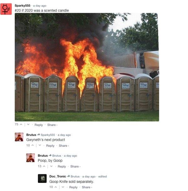 Sarcastic Comments, part 21