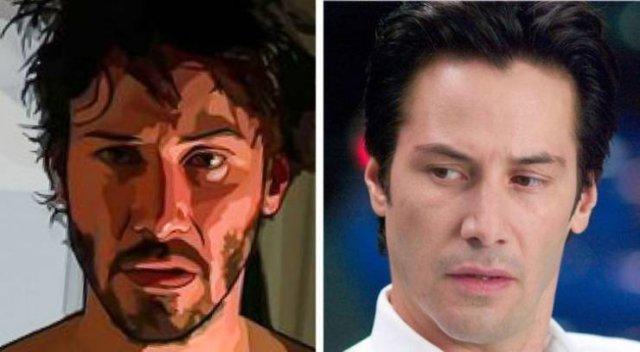 Actors Unusual Roles