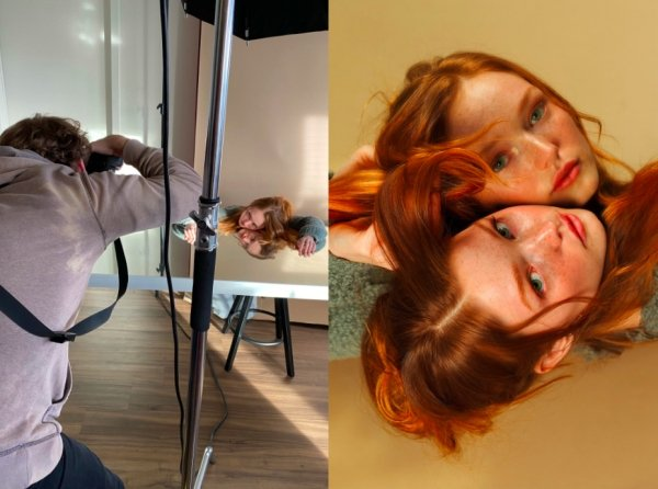 Photographer Reveals The Process Of Photo Making