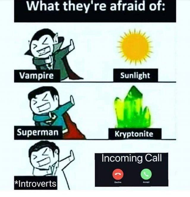 Introvert Memes, part 3