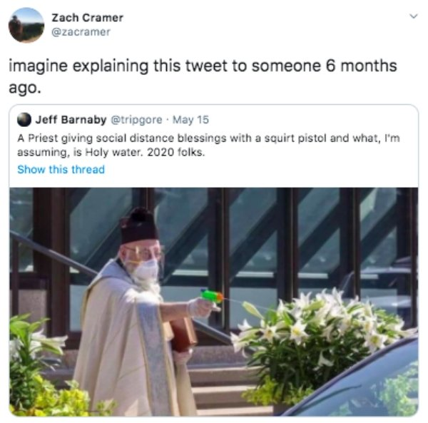 Quarantine Tweets, part 2