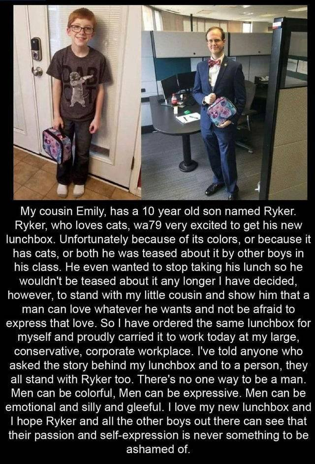 Wholesome Stories, part 23