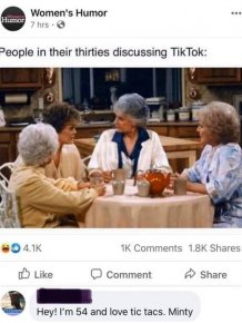 Old People Vs. Social Media