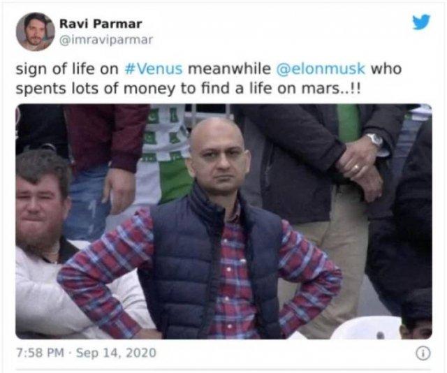 Venus Tweets