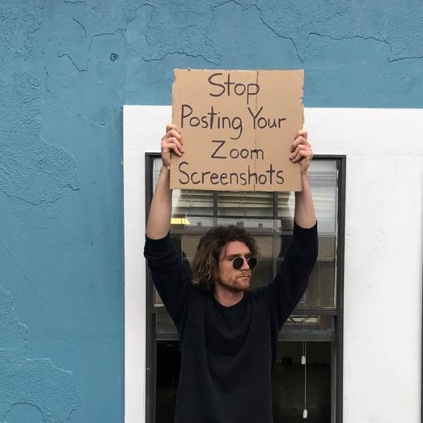 Dude With A Sign, part 2