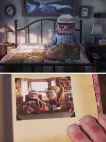 Hidden Details In 'Pixar' Cartoons