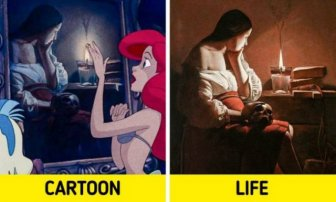 Hidden Details In Movies And Cartoons