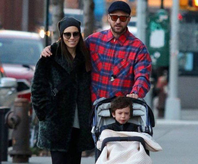 Newborns In Celebrity Families