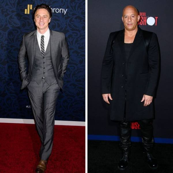Real Celebrities Height