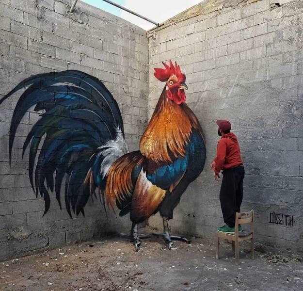 3D-Graffiti By Sergio Odeith