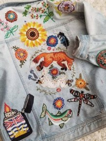 People Transform Their Clothes Into Art