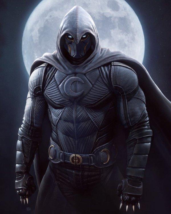 Keanu Reeves May Play 'Moon Knight'