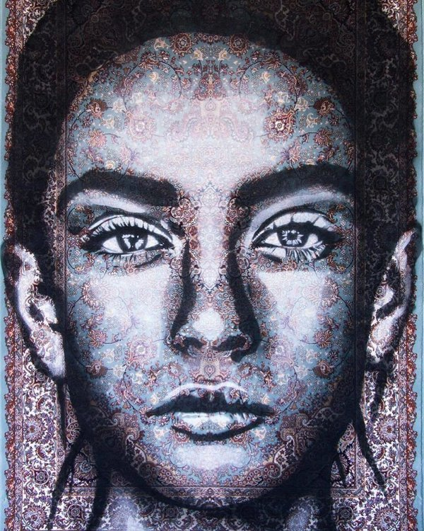 Carpet Paintings By Mateo