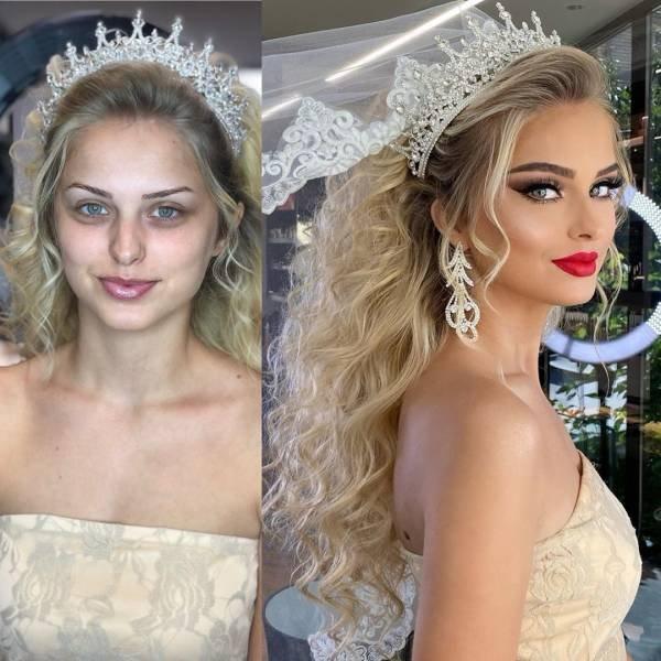 Makeup Transformations