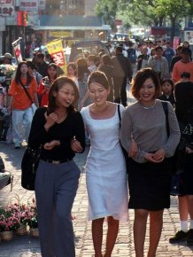 Korean Street Style In 90's