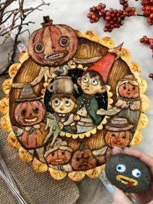 Amazing Halloween Pies
