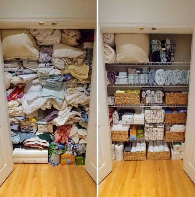 It's All About Organization