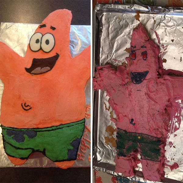 Baking Fails, part 2