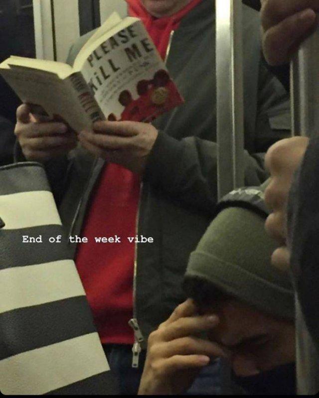 Subway Books