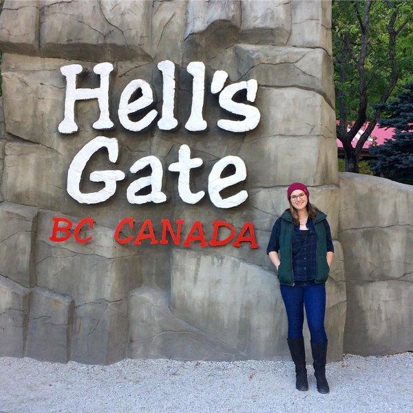 Weird Canada Places