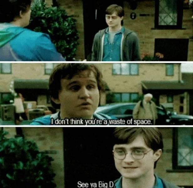 'Harry Potter' Deleted Scenes