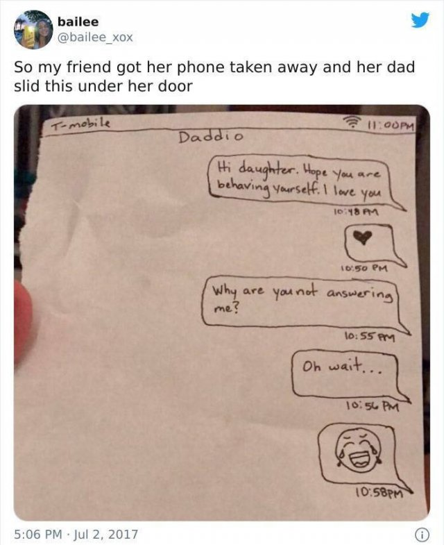 Great Dads, part 2