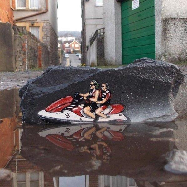 Unusual Street Art, part 2