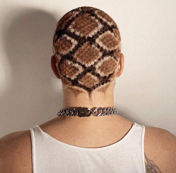 Weird Hairstyles