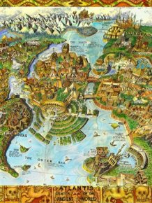 Fictional Places Maps
